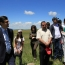 Students of Gyumri Photon college visit VivaCell-MTS solar base station