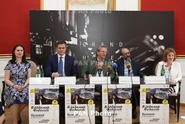 Большой симфонический оркестр им.Чайковского 25 июня выступит концертом в Ереване