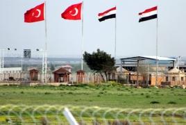 Турция завершила строительство стены на границе с Сирией: На очереди Иран