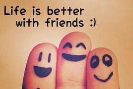 Friendship heals
