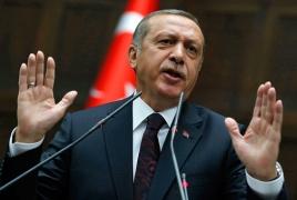 Полиция США выдала ордер на арест охранников Эрдогана