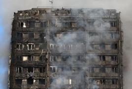 65 человек считаются пропавшими без вести в результате пожара в Лондоне