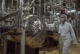 U.S. Senate's Iran sanctions are breach of nuke deal: Iranian official