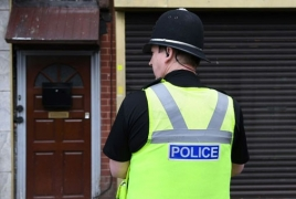 Полиция задержала мужчину с ножом у британского парламента