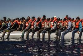 Libyan coastguard rescues more than 900 migrants