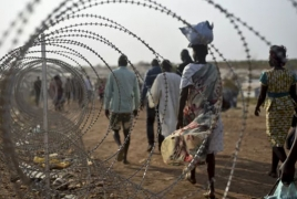 Record 65.6 million people displaced worldwide: UN refugee agency