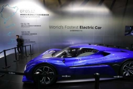 China propels rise of electric zero-emission cars