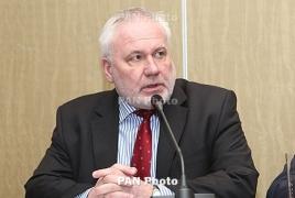 Armenian, Azeri presidents in favor of resuming Karabakh talks: envoy