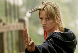 "Lucida nabs ""Kill Bill"" action choreographer's ""Invisible Guard"""