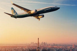 Boeing launches new version of 737 jet