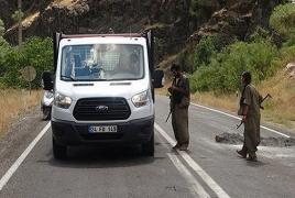 Столкновения на востоке Турции: 1 военнослужащий убит, 6 - ранены
