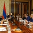 Саргсян: Число туристов из России выросло на 25% за 5 месяцев