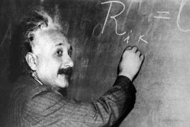 Письма Эйнштейна ушли с молотка за $200 000 в Израиле