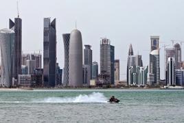 Эмир Катара передал послание для Путина