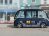 Self-driving shuttles coming to the University of Michigan