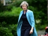 Britain's May will still be PM at year end: finance minister