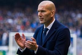 Зидан может не продлить контракт  с «Реалом»