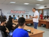 Yerevan Quantum students visit VivaCell-MTS HQ for master class