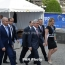 President Sargsyan talks elections, Armenia-EU agenda at EPP summit