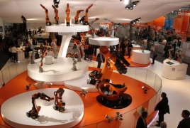 Germany's biggest industrial robotics company working on consumer robots