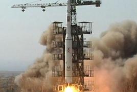 N. Korea tests rocket engine, possibly for ICBM: U.S. officials