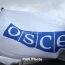 OSCE conducts monitoring of Artsakh contact line