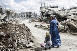 Monitor: U.S.-led Syria strikes killed 472 civilians in past month
