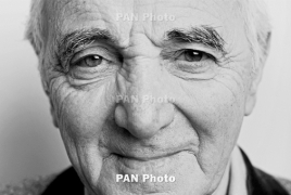 Charles Aznavour to receive star on Hollywood Walk of Fame