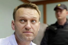 Russia election commission says Navalny can not run for presidency