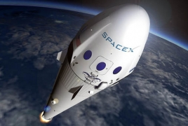 SpaceX запустила 10 спутников
