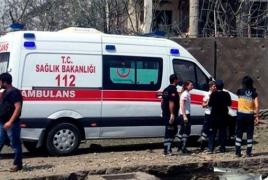 В Турции подорвали военный патруль: Есть раненые
