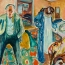 """SFMOMA hosts """"Edvard Munch: Between the Clock & the Bed"""" exhibit"""