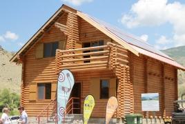 Ranger Campus opens in Armenia's Caucasus Wildlife Refuge