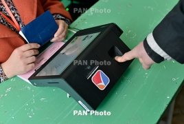 Citizen Observer submitted 96 complaints over Armenia elections