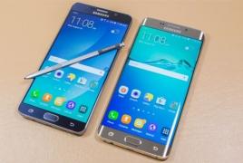 Samsung выпустит восстановленный Galaxy Note 7 в начале июля