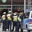 Мощный взрыв произошел у входа в бизнес-центр в кипрском городе Лимассол