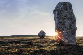 "Archaeologists find ""secret square"" within famous ancient stone circle"