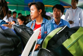 Thailand delays labour law after thousands of migrant workers flee
