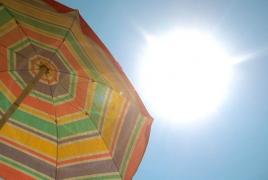 В Ереване ожидается +40 градусов жары
