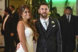 Месси женился
