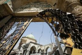 Iraq says battling last jihadists in Old Mosul