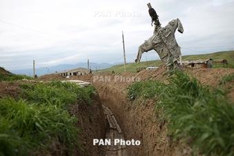 Azerbaijan's bloodshed appear in April battle