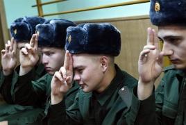 В России «откосившим» от армии на 10 лет запретят работать в госорганах