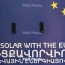 Yerevan welcomes its first solar-powered bus stops