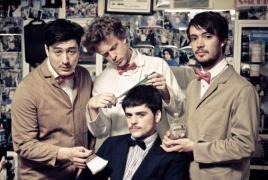 Mumford & Sons talk progress on their new album