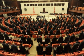 Turkey wants to punish MPs for using the phrase 'Armenian Genocide'