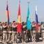 CSTO member states launch three-day military drills in Armenia