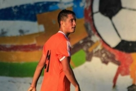 Игрок «Ширака» Ваан Бичахчян  в ТОП-13 лучших футболистов СНГ