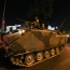 Турция направила войска к сирийской границе