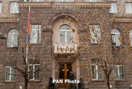 Armenia CEC sets 2018 dates for upcoming local elections